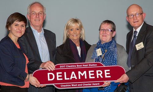 Delamere - Cheshire West and Chester Award 2017