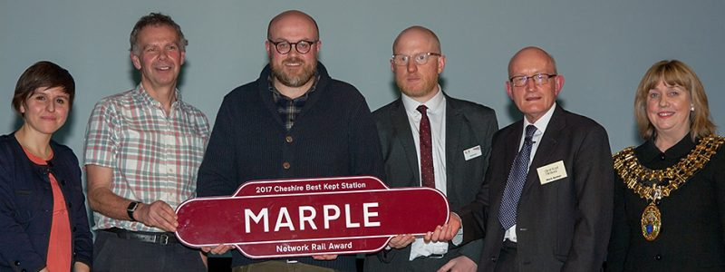 Marple - Network Rail Award 2017