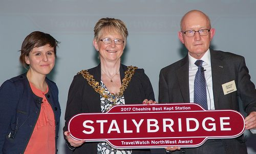 Stalybridge - TravelWatch NorthWest Award 2017