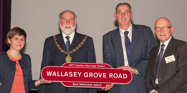 Wallasey Grove Road - Best Newcomer Award 2017