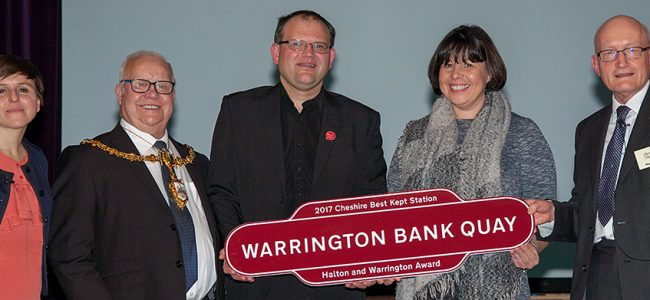 Warrington Bank Quay - Halton and Warrington Award 2017