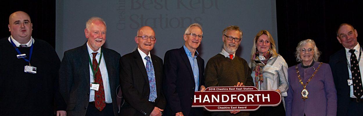 Handforth - Cheshire East Award 2018