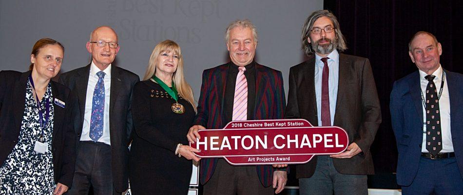 Heaton Chapel - Arts Projects Award 2018