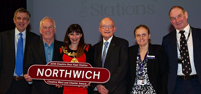 Northwich - Cheshire West and Chester Award 2018