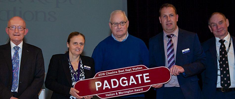 Padgate - Halton and Warrington Award 2018