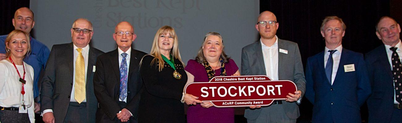 Stockport - ACoRP Community Award