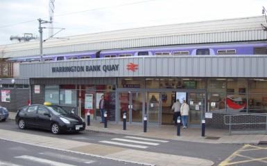 Warrington Bank Quay