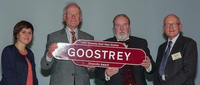 Goostrey - Diversity Award 2017