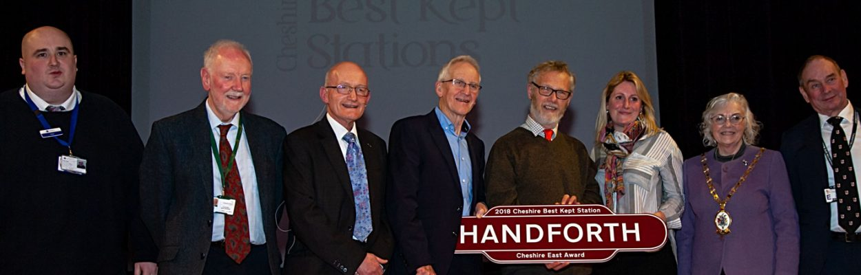 Handforth - Cheshire East Award 2018
