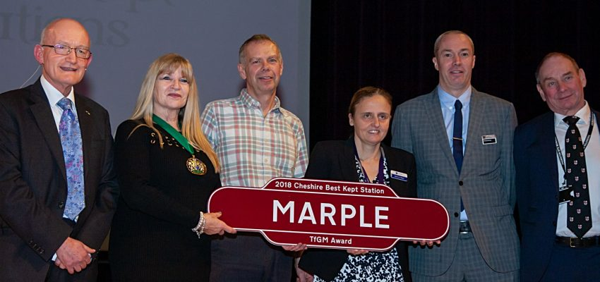 Marple - TfGM Award 2018