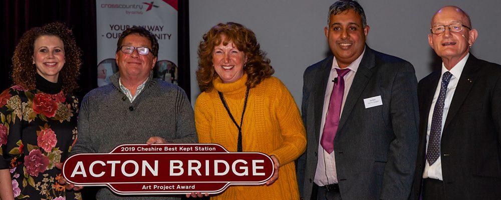 Acton Bridge - Arts Project Award 2019