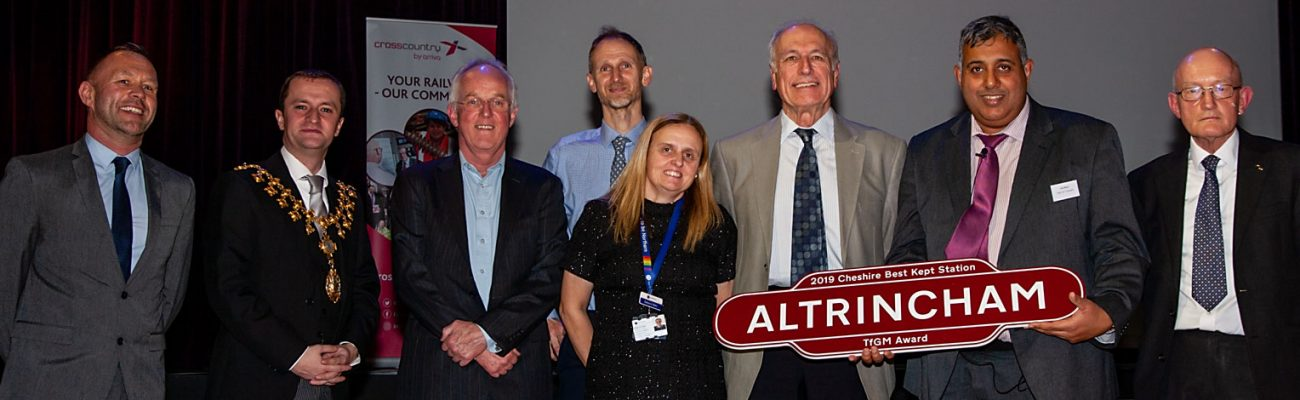 Altrincham - TfGM Award 2019