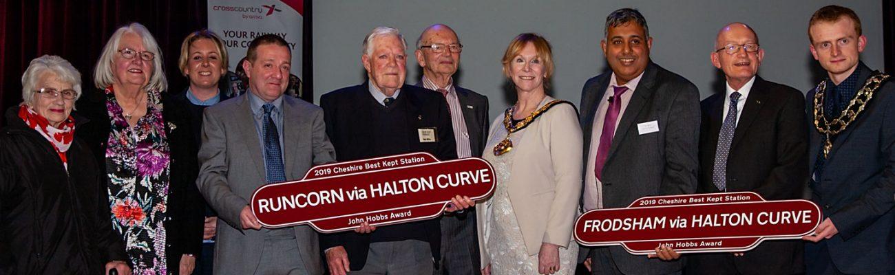 Frodsham and Runcorn - John Hobbs Award 2019