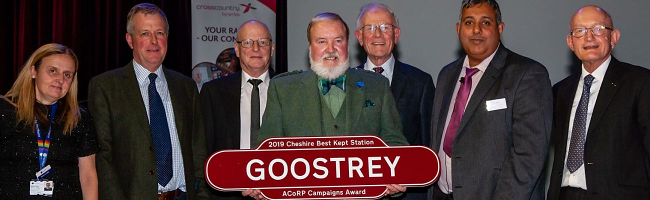 Goostrey - ACoRP Campaigns Award 2019
