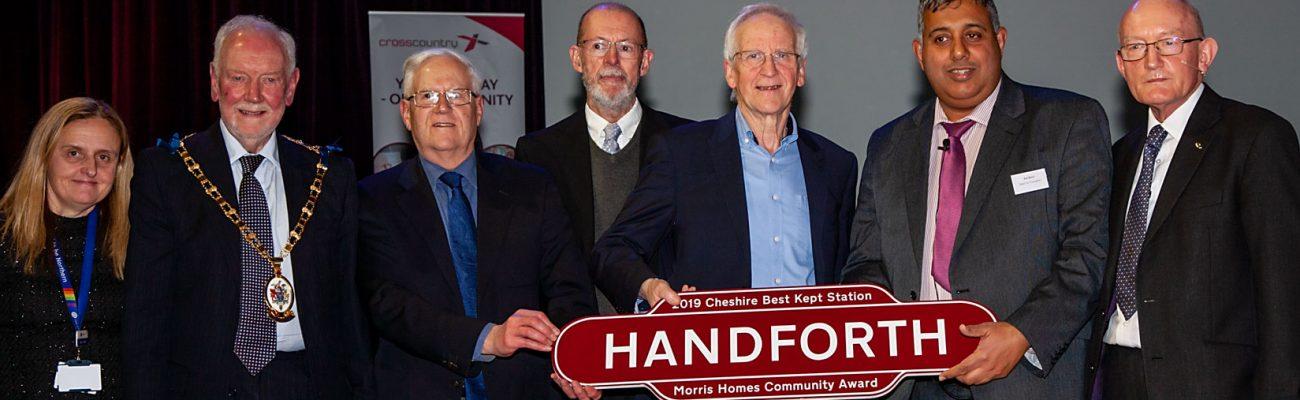 Handforth - Morris Homes Award 2019