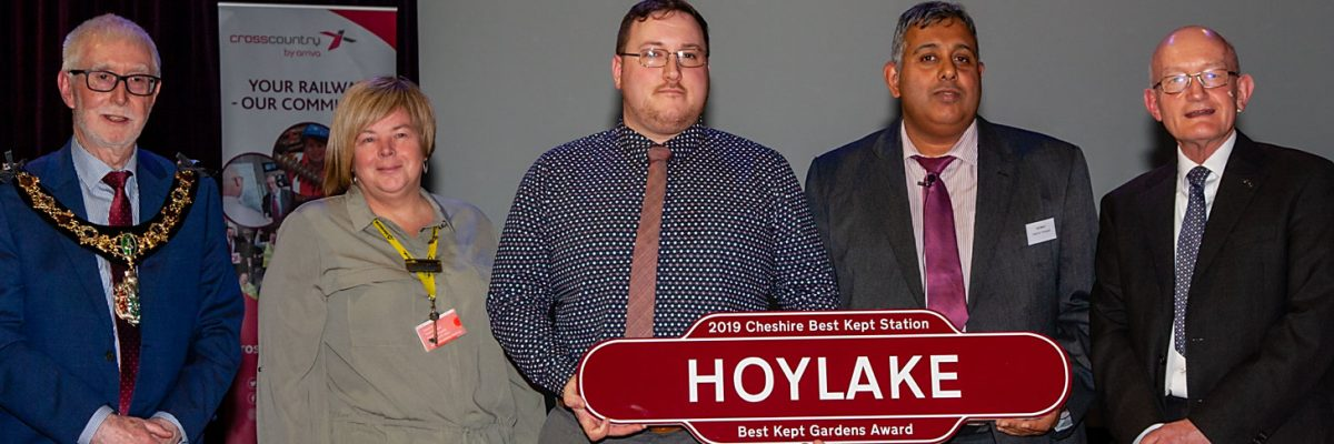Hoylake - Best Kept Gardens Award 2019
