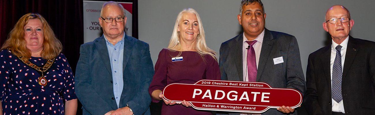 Padgate - Halton and Warrington Award 2019