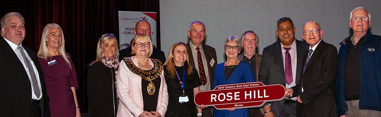 Rose Hill - Best Kept Station 2019