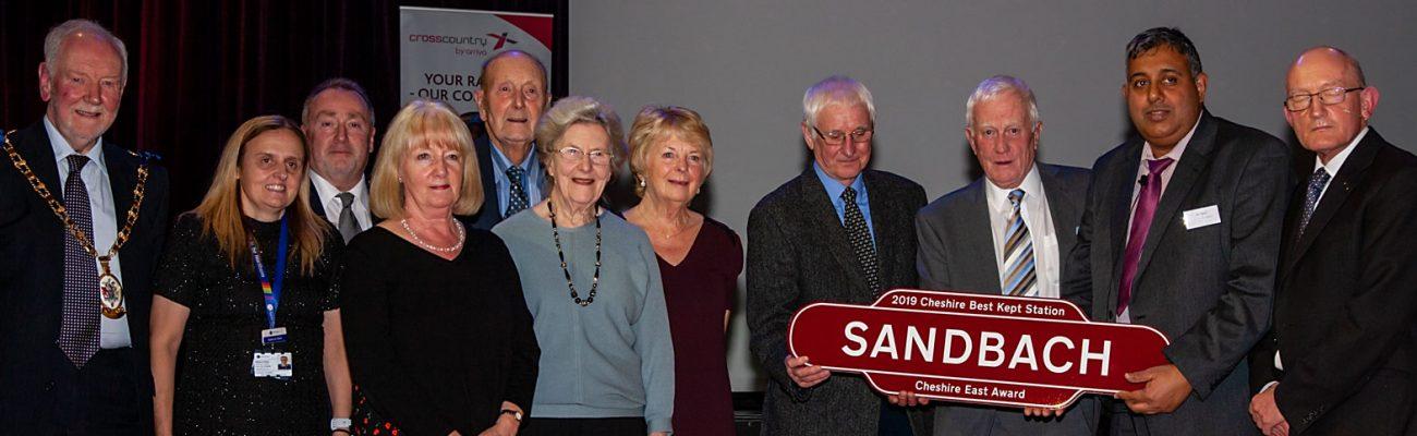Sandbach - Cheshire East Award